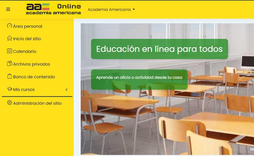 sistema e-learning